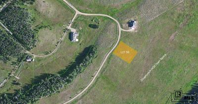 Routt County Residential Lots & Land For Sale: 33185 Ramuda Trail