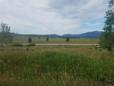 Routt County Residential Lots & Land For Sale: 25050 Aspen Way