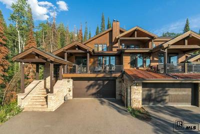 Steamboat Springs Single Family Home For Sale: 2330 Val D'isere