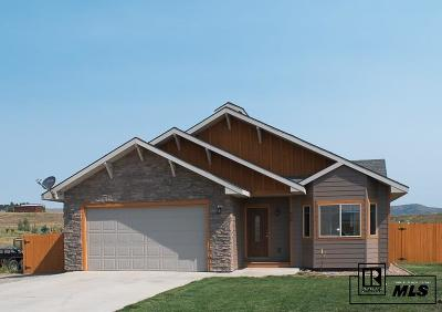 Routt County Single Family Home For Sale: 909 Dry Creek South Road
