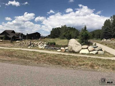 Steamboat Springs Residential Lots & Land For Sale: 1290 Clubhouse Cir