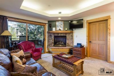 Steamboat Springs Condo/Townhouse For Sale: 2720 Eagleridge Drive #A-205
