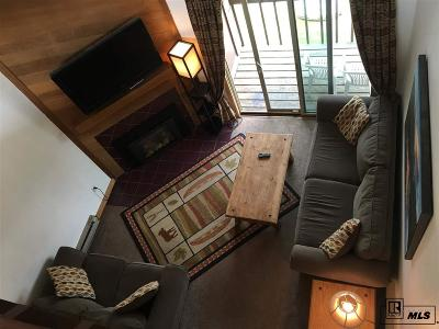 Routt County Condo/Townhouse For Sale: 1565 Shadow Run Frontage #B302
