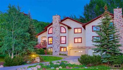 Steamboat Springs Condo/Townhouse For Sale: 1735 Clubhouse Drive