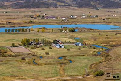 Steamboat Springs Farm For Sale: 32320 County Road 20