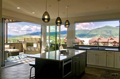 Steamboat Springs Single Family Home For Sale: 1380 Bangtail Way