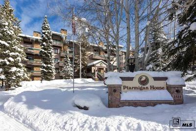 Steamboat Springs Condo/Townhouse For Sale: 2232 Apres Ski Way #36