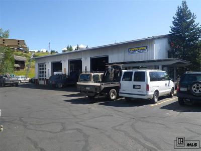 Steamboat Springs Commercial For Sale: 500 S Lincoln Ave