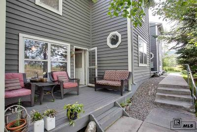 Steamboat Springs CO Condo/Townhouse For Sale: $324,500