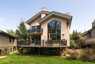 Steamboat Springs CO Single Family Home For Sale: $875,000