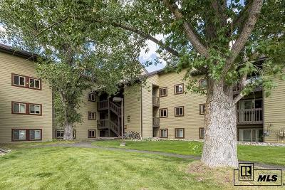 Steamboat Springs CO Condo/Townhouse For Sale: $224,000