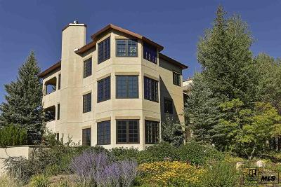 Steamboat Springs CO Condo/Townhouse For Sale: $1,100,000