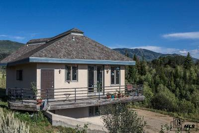 Steamboat Springs Single Family Home For Sale: 40355 County Road 36