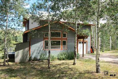 Single Family Home For Sale: 32563 Ute Trail
