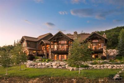 Steamboat Springs Single Family Home For Sale: 622 Forest View Dr.