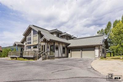 Steamboat Springs Condo/Townhouse For Sale: 1785 Steamboat Boulevard
