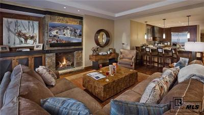 Steamboat Springs Condo/Townhouse For Sale: 2250 Apres Ski Way, R-409