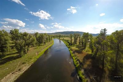 Steamboat Springs Farm For Sale: 25365 Cr 33a