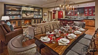 Steamboat Springs Condo/Townhouse For Sale: 2250 Apres Ski Way, R-607