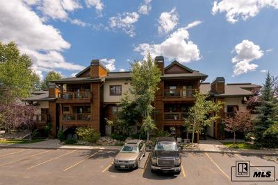 Steamboat Springs Condo/Townhouse For Sale: 380 Ore House Plaza #202