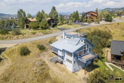 Steamboat Springs Single Family Home For Sale: 3300 Apres Ski Way