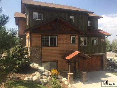 Steamboat Springs Condo/Townhouse For Sale: 443 Willett Heights Court