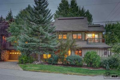 Steamboat Springs Single Family Home For Sale: 230 5th Street