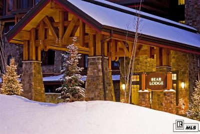 Steamboat Springs Condo/Townhouse For Sale: 1750 Medicine Springs Drive, #6204 #6204,
