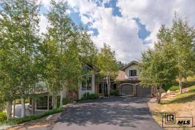 Steamboat Springs Single Family Home For Sale: 36125 Quarry Ridge Road, Llc