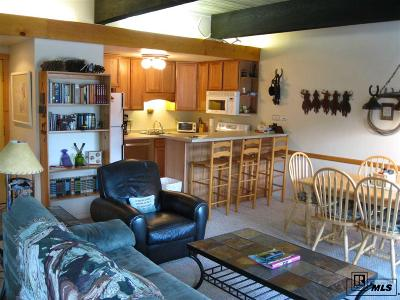 Steamboat Springs CO Condo/Townhouse For Sale: $329,500