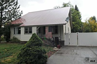 Routt County Single Family Home For Sale: 240 W Washington Ave.