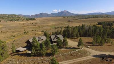 Routt County Single Family Home For Sale: 23800 Crane Ln.