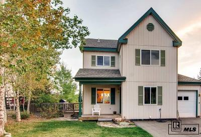 Steamboat Springs Single Family Home For Sale: 535 Wyatt Drive