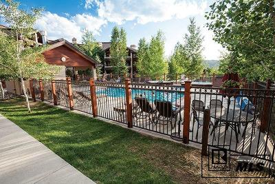 Steamboat Springs Condo/Townhouse For Sale: 1825 Medicine Springs Dr, 3110