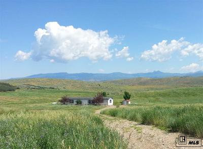 Routt County Single Family Home For Sale: 43450 McGuire Ln