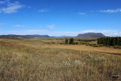 Steamboat Springs Residential Lots & Land For Sale: Tbd Cc Way