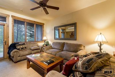 Steamboat Springs Condo/Townhouse For Sale: 1825 Medicine Springs Dr #3103