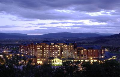 Steamboat Springs Condo/Townhouse For Sale: 2300 Mt. Werner Circle 401 #401