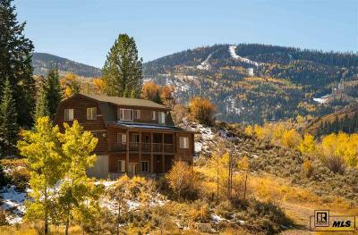 Routt County Single Family Home For Sale: 31370 Shoshone Way