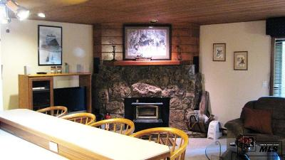 Routt County Condo/Townhouse For Sale: 2885 Chinook Lane #A 13