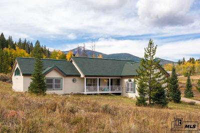 Routt County Single Family Home For Sale: 23043 County Road 62