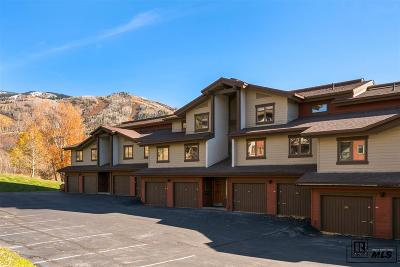 Steamboat Springs Condo/Townhouse For Sale: 1720 Ranch Road #310