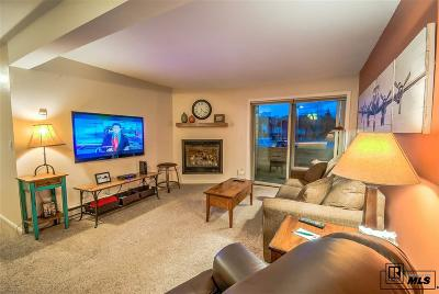 Steamboat Springs CO Condo/Townhouse For Sale: $265,000