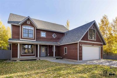 Steamboat Springs CO Single Family Home For Sale: $645,000