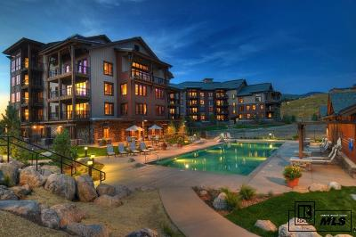 Steamboat Springs CO Condo/Townhouse For Sale: $625,000