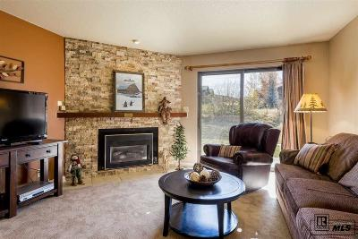 Steamboat Springs CO Condo/Townhouse For Sale: $300,000