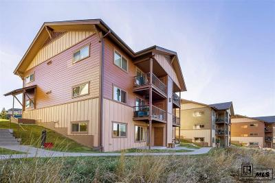 Steamboat Springs CO Condo/Townhouse For Sale: $230,000