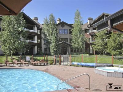 Steamboat Springs Condo/Townhouse For Sale: 2800 Village Drive #1101