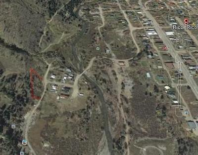 Rico Residential Lots & Land For Sale: 123 W Eder Street #Lot 1, L