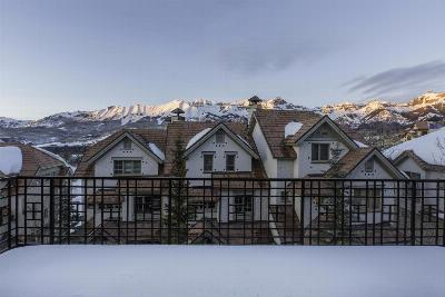 Mountain Village Condo/Townhouse For Sale: 110 Aspen Ridge #29